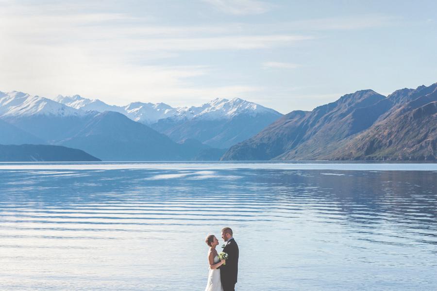 Wanaka Wedding elopement