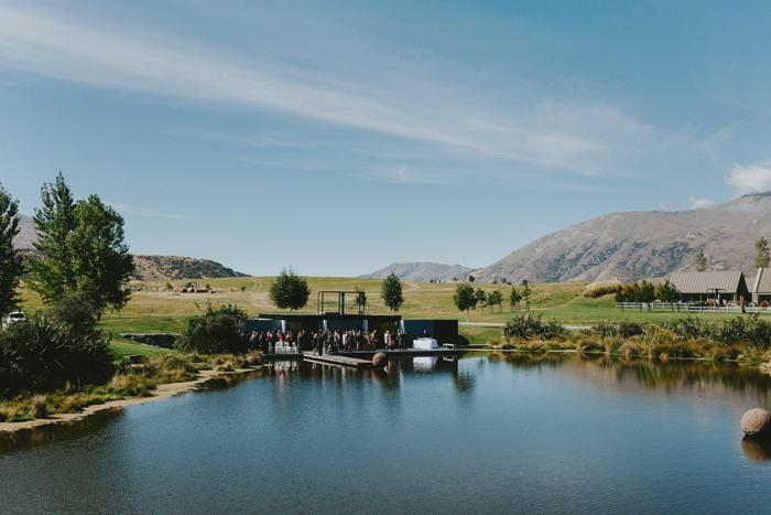 The Woolshed at Bendemeer Wedding Queenstown New Zealand
