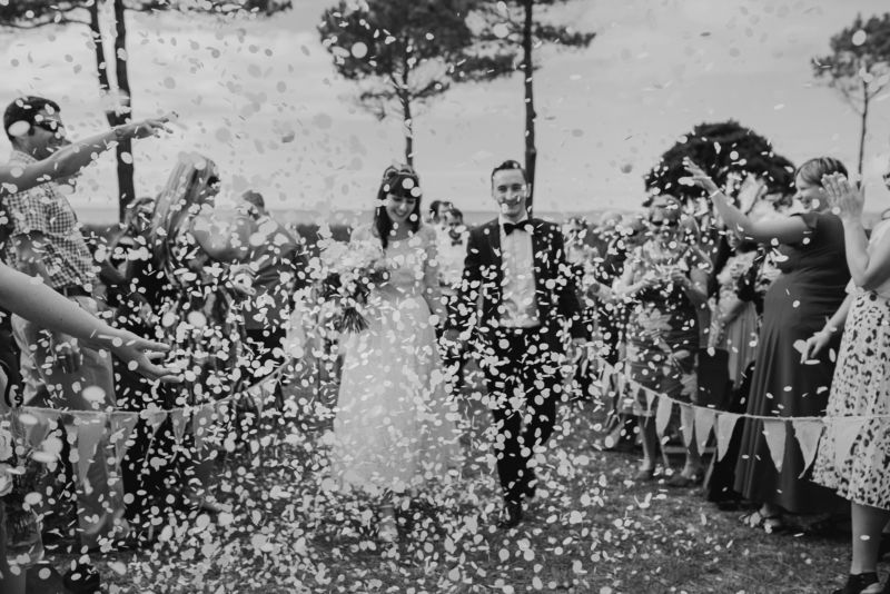 Coromandel Wedding New Zealand Documentary Photography
